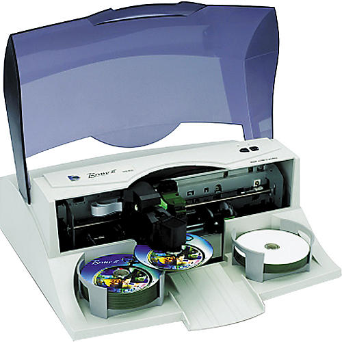 Primera Bravo II AutoPrinter CD/DVD Printer