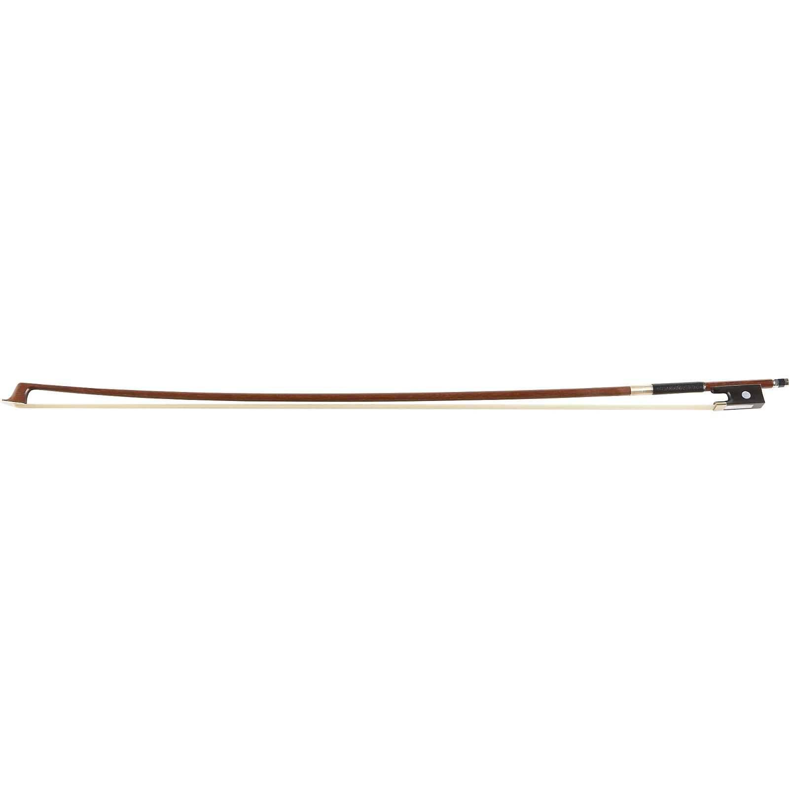 Georg Werner Brazilwood Round Violin Bow - 4/4