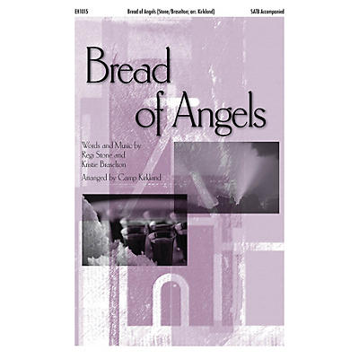 Epiphany House Publishing Bread of Angels CD ACCOMP Arranged by Camp Kirkland