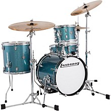 Open BoxLudwig Breakbeats by Questlove 4-Piece Shell Pack