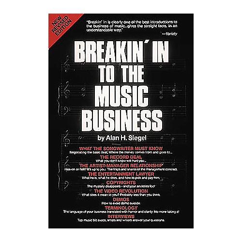 Cherry Lane Breakin' in to the Music Business Book