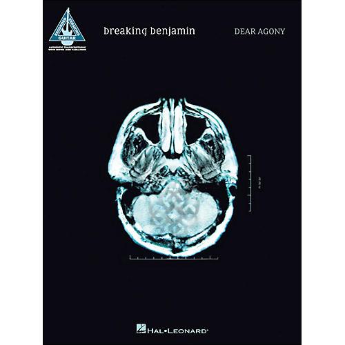 Hal Leonard Breaking Benjamin - Dear Agony Guitar Tab Songbook