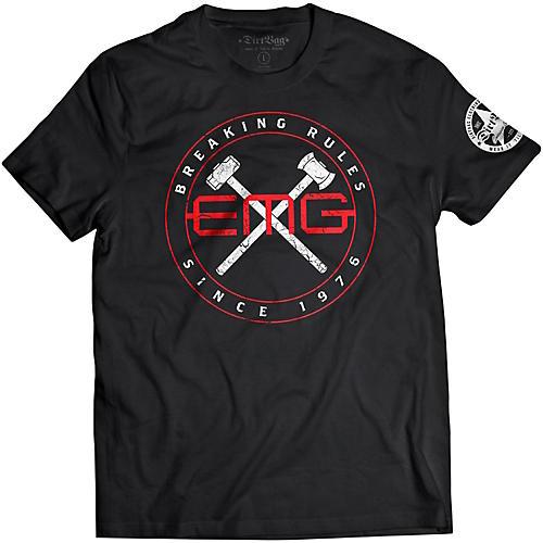 EMG Breaking Rules T-Shirt