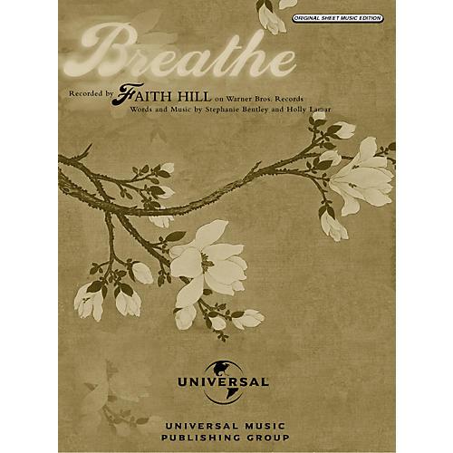 Alfred Breathe Faith Hill