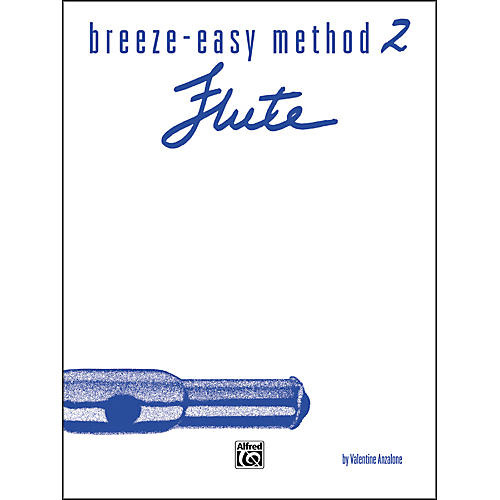 Alfred Breeze-Easy Method for Flute Book II