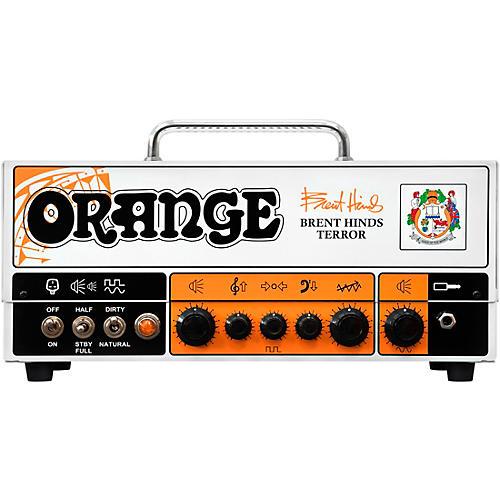 Orange Amplifiers Brent Hinds Terror 15W Tube Guitar Amp Head