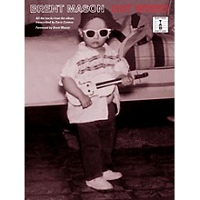 Hal Leonard Brent Mason - Hot Wired Guitar Tab Songbook