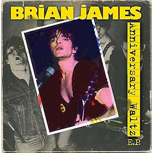 Alliance Brian James - Anniversary Waltz