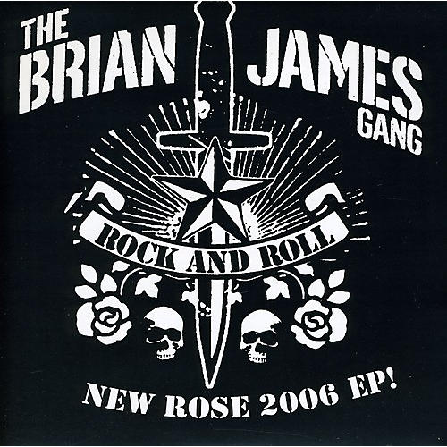 Alliance Brian James - New Rose 2006