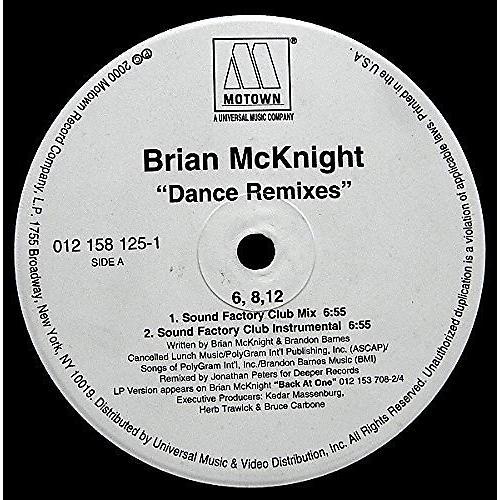 Alliance Brian McKnight - 6 8 12 Inches