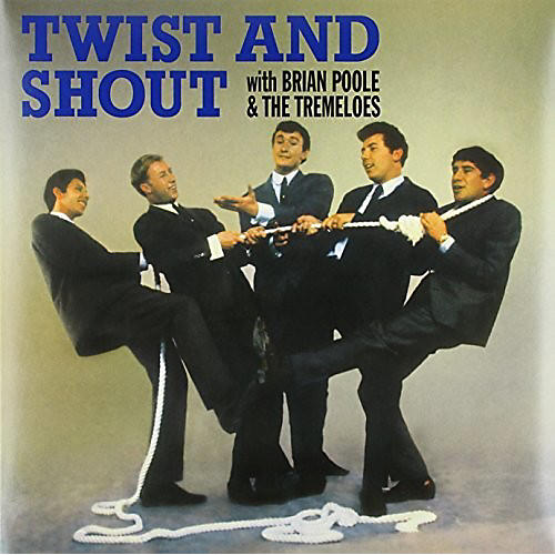 Alliance Brian Poole & the Tremeloes - Twist & Shout