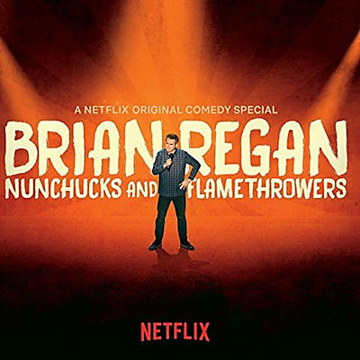 Brian Regan - Nunchucks & Flamethrowers