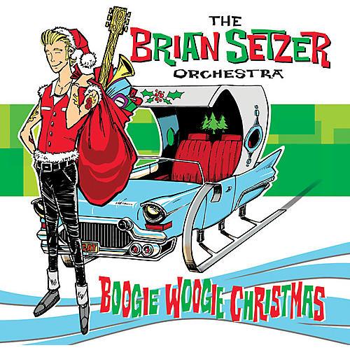 Alliance Brian Setzer - Boogie Woogie Christmas