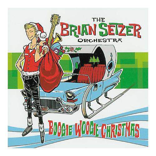 Gretsch Brian Setzer Orchestra - Boogie Woogie Christmas Audio CD