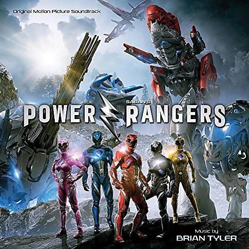 Alliance Brian Tyler - Power Rangers (Original Score)