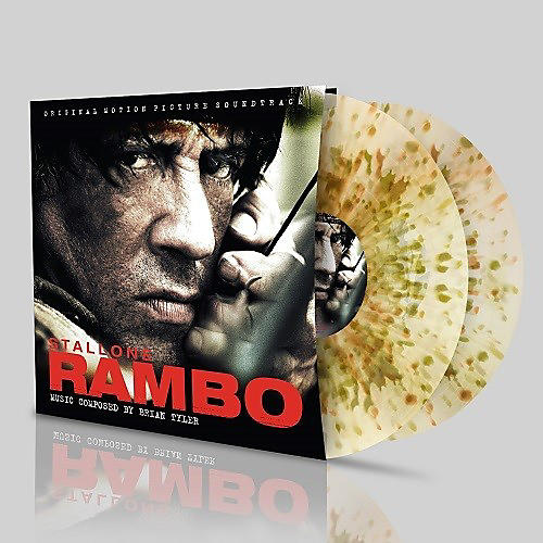 Alliance Brian Tyler - Rambo (original Soundtrack)