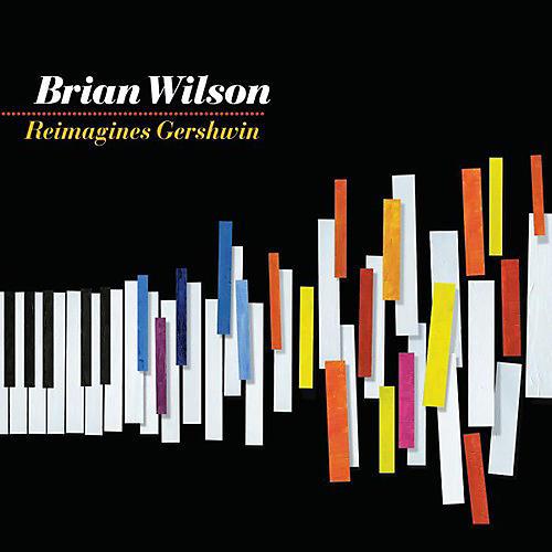 Alliance Brian Wilson - Brian Wilson Reimagines Gershwin
