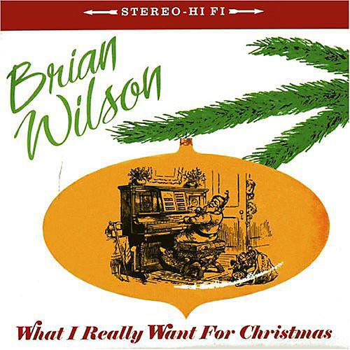 Alliance Brian Wilson - What I Really Want for Christmas