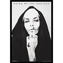Bring Me The Horizon - Sign Poster Framed Black