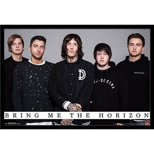 Trends International Bring Me The Horizon - Umbrella Poster