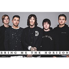 Bring Me The Horizon - Umbrella Poster Premium Unframed