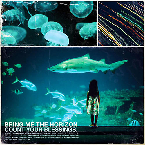 Alliance Bring Me the Horizon - Count Your Blessings