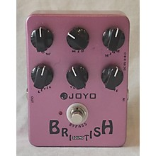 Joyo British Sound Effect Pedal