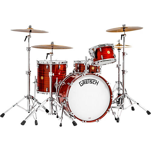 Gretsch Drums Broadkaster 135th Anniversary 4-Piece Shell Pack with 22