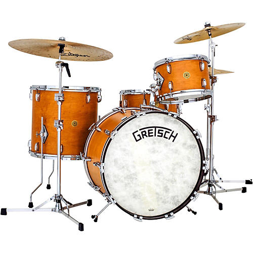 Gretsch Drums Broadkaster Series 3- Piece Shell Pack with 22