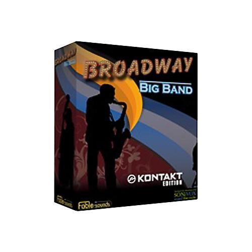 Fable Sounds Broadway Big Band Virtual Instrument KONTAKT Edition