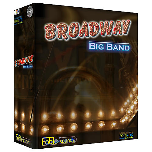 fable sounds broadway big band musician 39 s friend. Black Bedroom Furniture Sets. Home Design Ideas