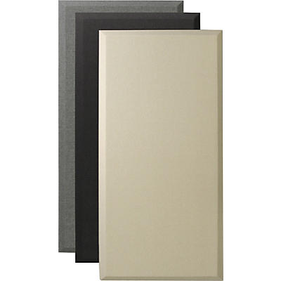 """Primacoustic Broadway Broadband Panels with Beveled Edge 2'x24""""x48"""" (6-Pack)"""