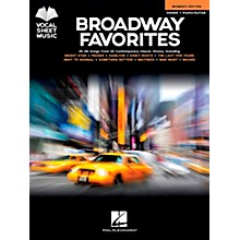 Hal Leonard Broadway Favorites - Women's Edition (Vocal Sheet Music) Singer + Piano/Guitar Songbook