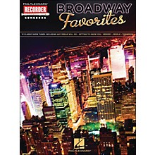 Hal Leonard Broadway Favorites Recorder Songbook