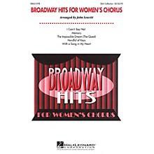 Hal Leonard Broadway Hits for Women's Chorus (Collection) SSA arranged by John Leavitt