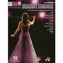 Hal Leonard Broadway Standards - Pro Vocal Songbook & CD for Female Singers Volume 9