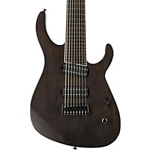 Brocken FX-WM 8-String Electric Guitar Transparent Black