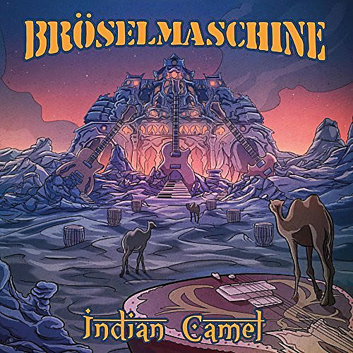 Alliance Broeselmaschine - Indian Camel