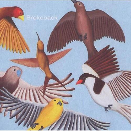 Alliance Brokeback - Looks At The Bird