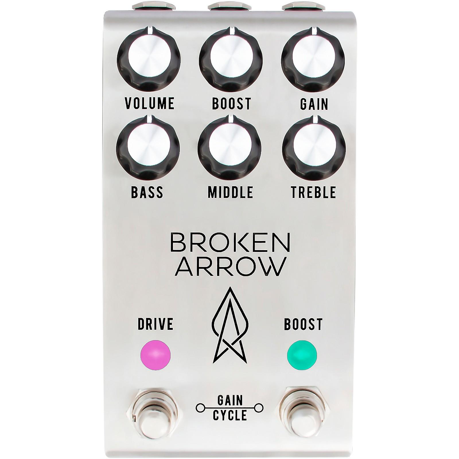 Jackson Audio Broken Arrow V2 Dynamic Overdrive