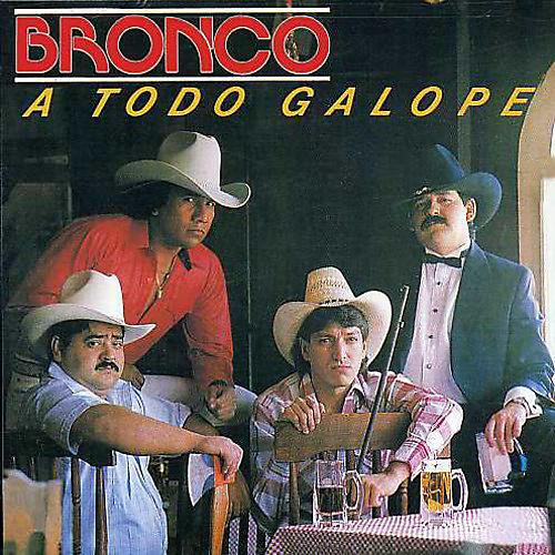 Alliance Bronco - A Todo Galope (CD)
