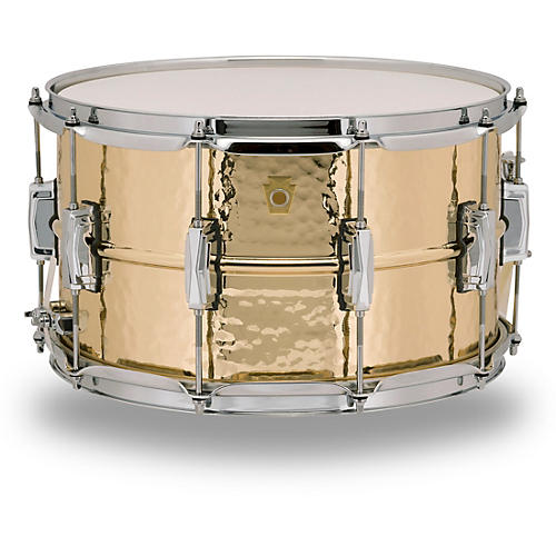Bronze Phonic Hammered Bronze Snare Drum