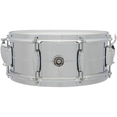 Gretsch Drums Brooklyn Series Steel Snare Drum