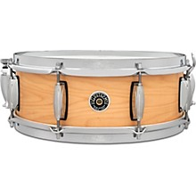 Brooklyn Straight Satin Snare Drum with Lightning Throw-Off 14 x 5 in. Natural