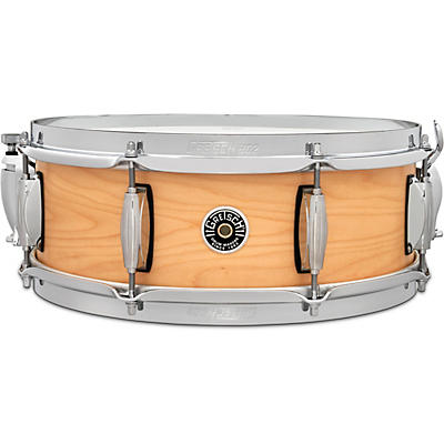 Gretsch Drums Brooklyn Straight Satin Snare Drum with Lightning Throw-Off