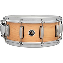 Brooklyn Straight Satin Snare Drum with Lightning Throw-Off 14 x 5.5 in. Natural