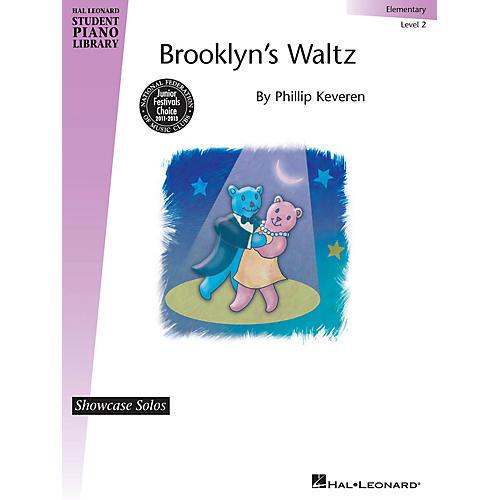 Hal Leonard Brooklyn's Waltz Piano Library Series by Phillip Keveren (Level Elem)