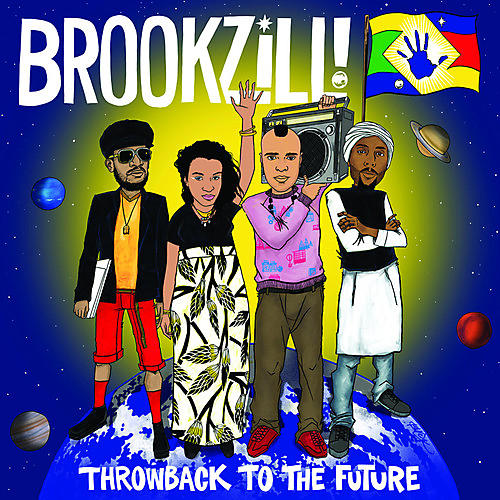 Alliance Brookzill - Throwback to the Future