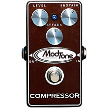 Modtone Brown Crush Compressor Guitar Pedal