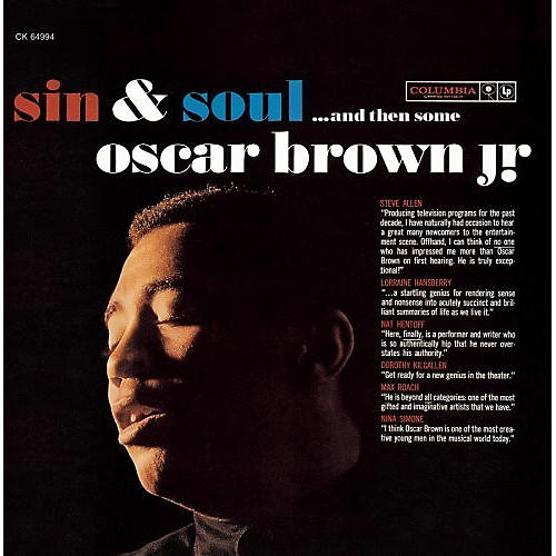 Alliance Brown Jr, Oscar - Sin & Soul